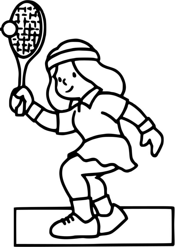dessin tir sportif