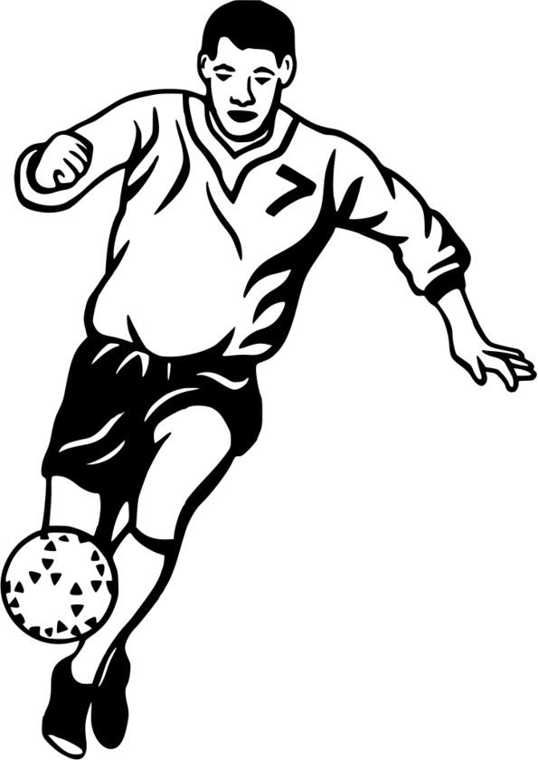 dessin sport imprimer