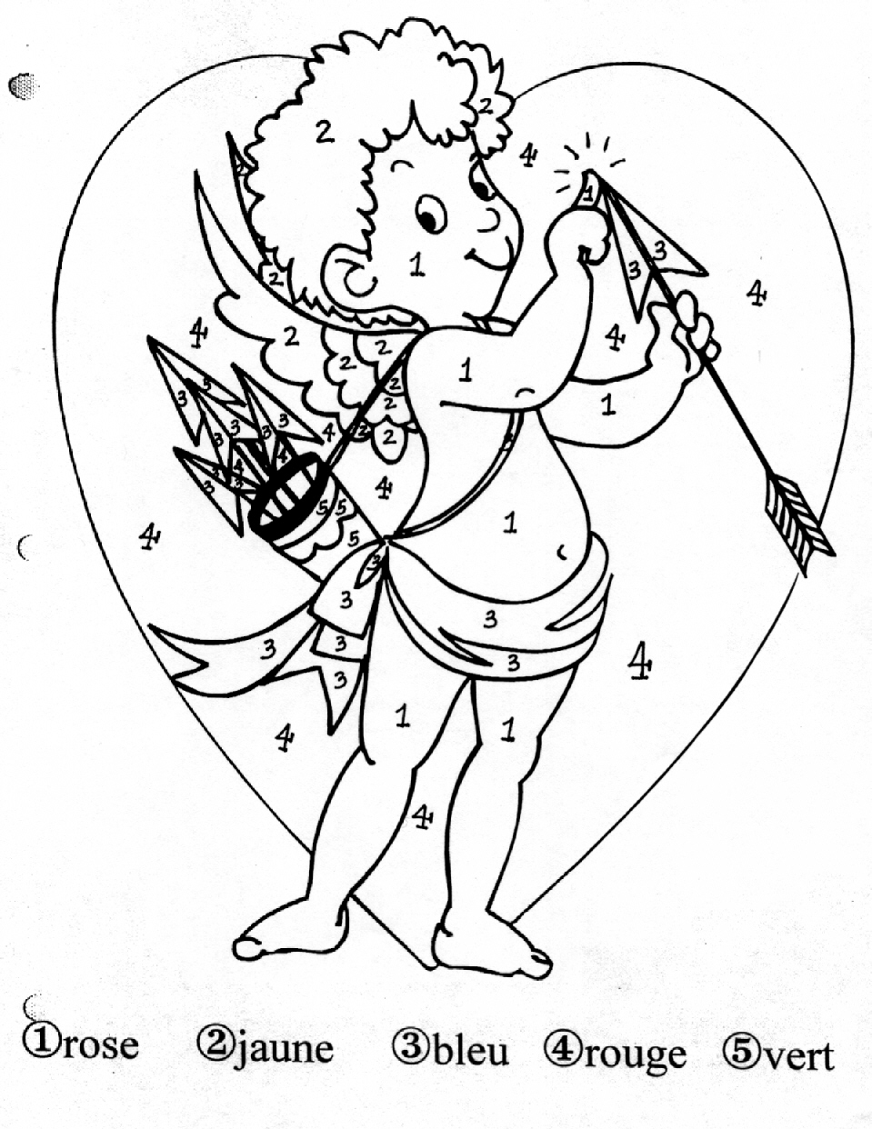 Lovely coloriage st valentin luxe coloriage st valentin dessin coloriage 2019 - Coloriage st valentin ...