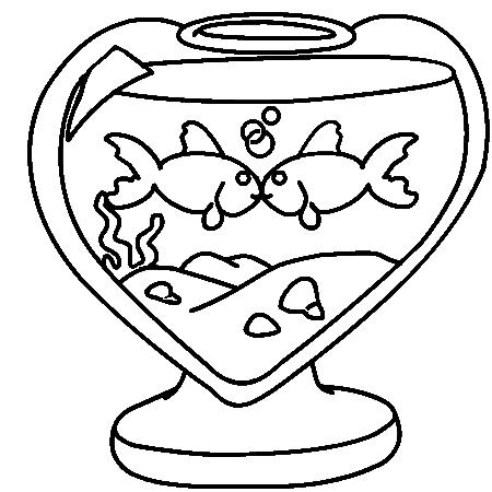 99 dessins de coloriage st valentin coeur a imprimer imprimer - Coeur de st valentin a imprimer ...
