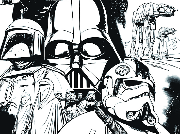 Coloriage star wars rebel - Dessin a imprimer de star ...