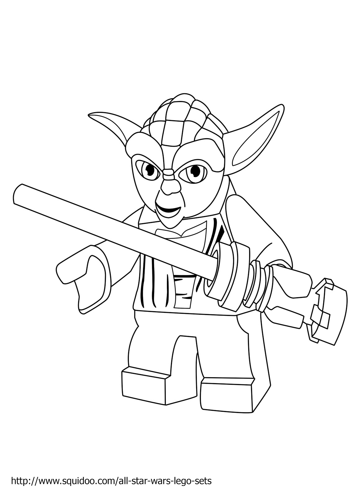 15    Pere Noel Star Wars Coloriage
