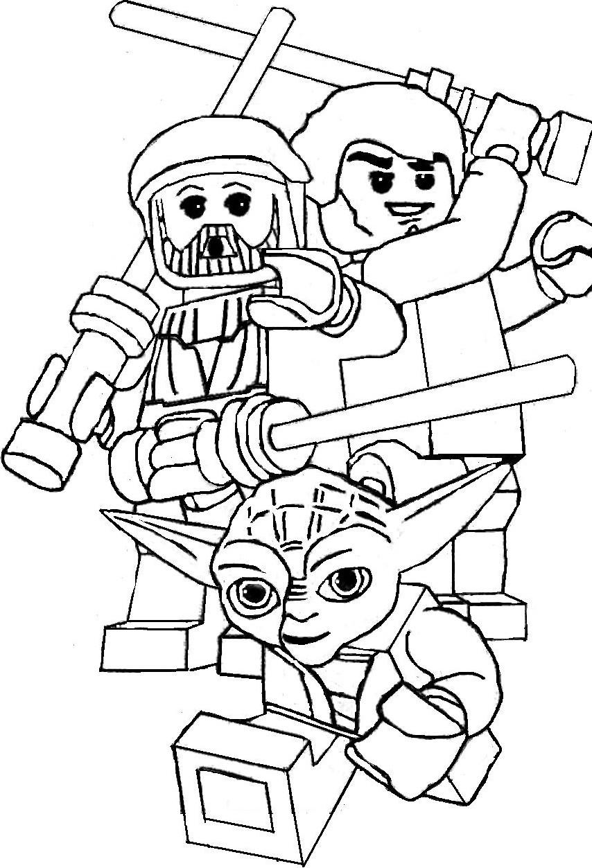 Coloriage Star Wars 1 Free To Print Coloriage De Star Wars