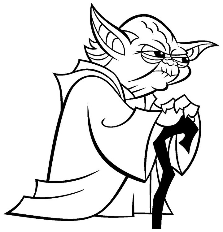 Coloriage Magique Addition Coloriage Star Wars Yoda