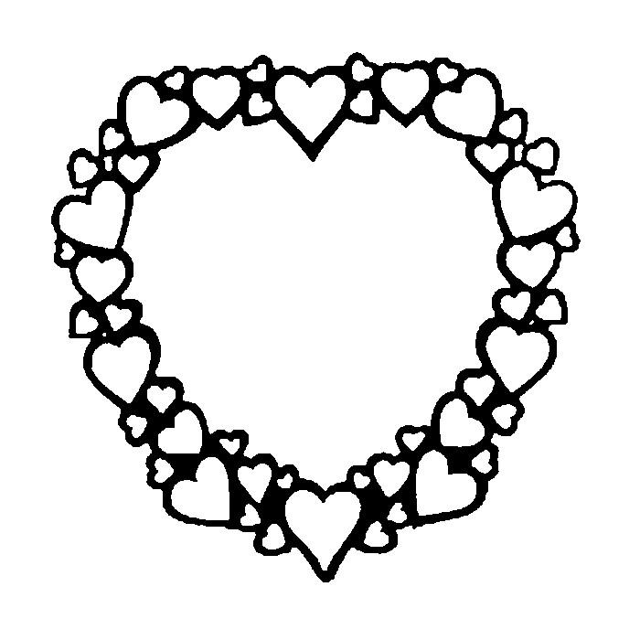 imprimer dessin st valentin