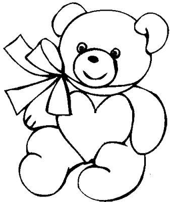 Coloriage dessiner d 39 amour st valentin - Dessin de saint valentin ...