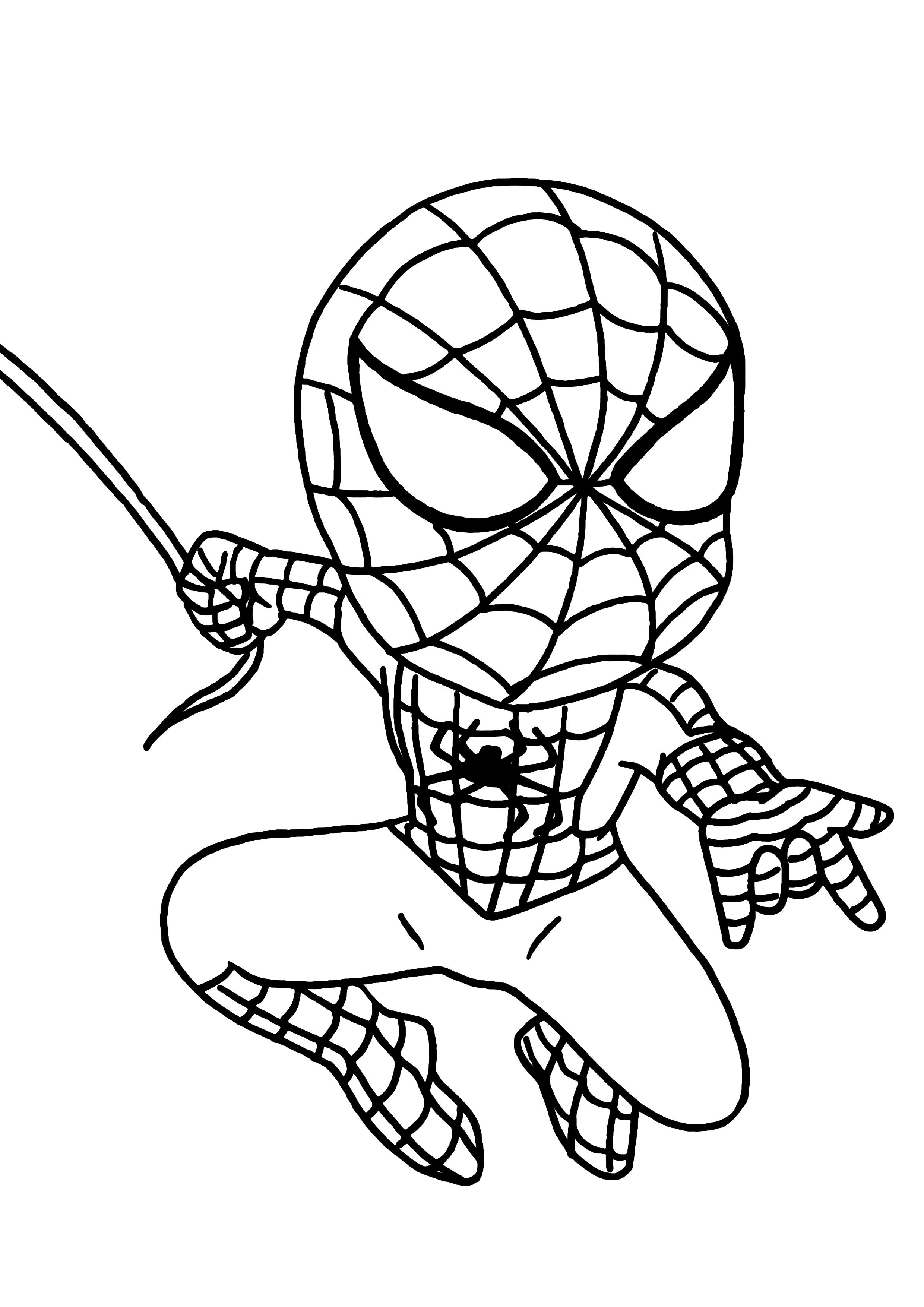 20 dessins de coloriage super h ros gratuit en ligne - Coloriages en lignes ...