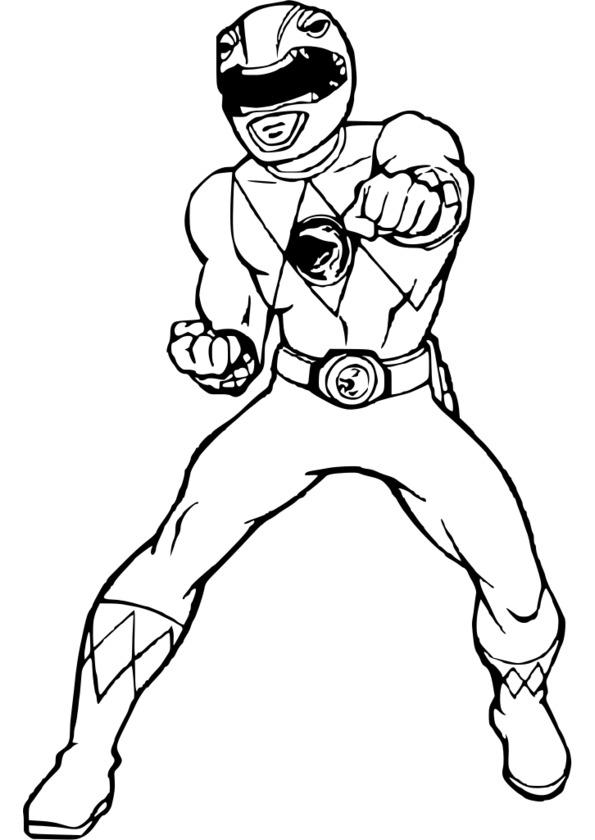 imprimer coloriage super heros