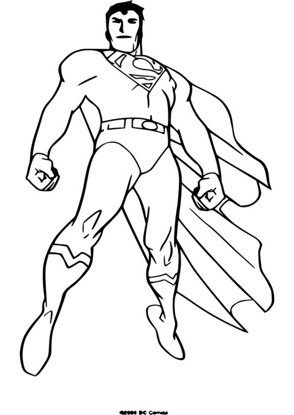 Comment Dessiner Un Super Héros Etape Par Etape