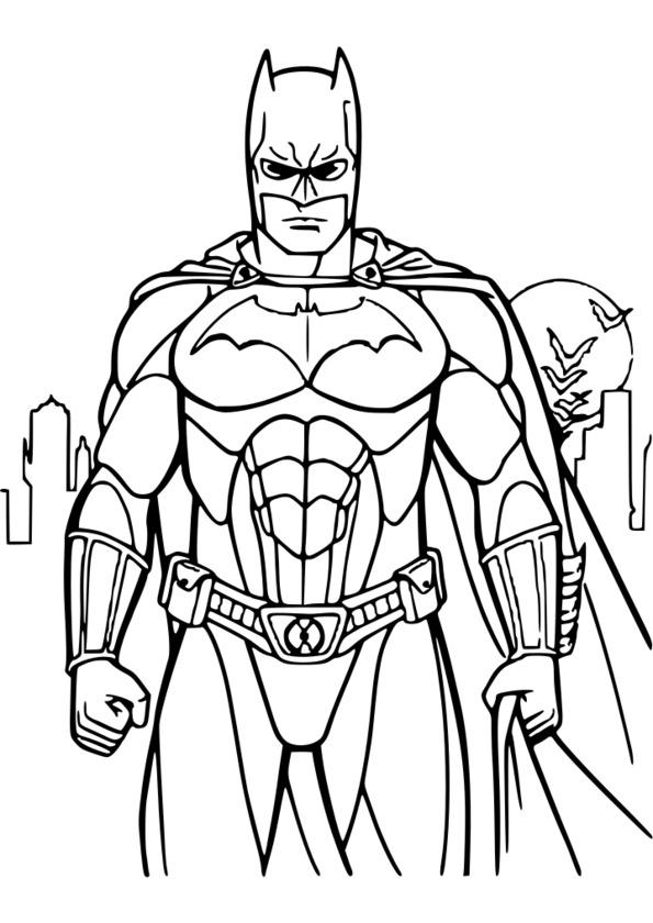 coloriage super heros hulk