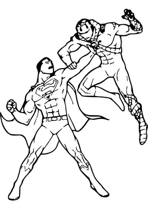 dessin animé super héros liste