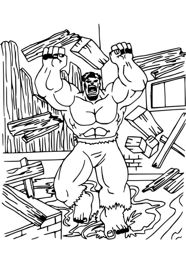 dessin animé chien super héros