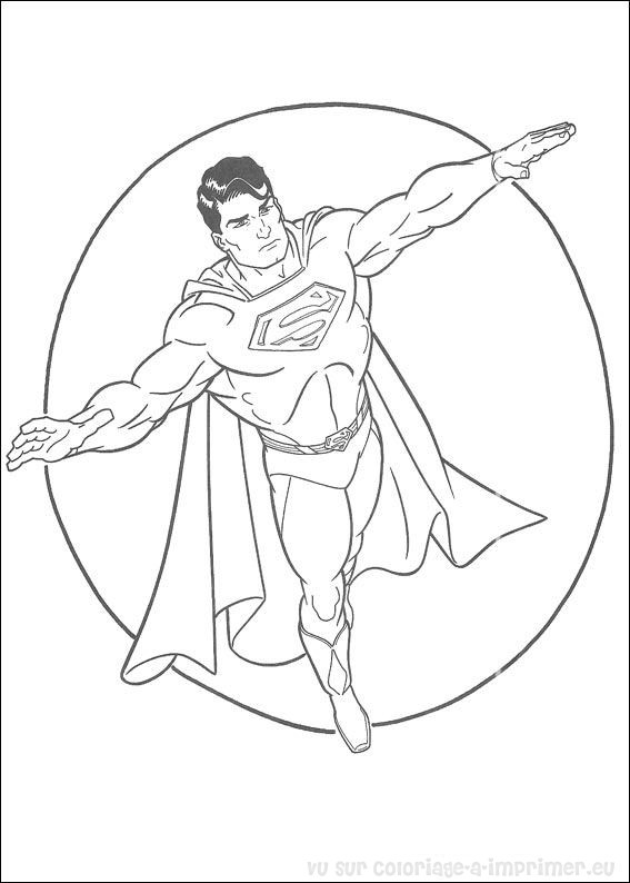 Coloriage dessiner de superman en lego - Coloriage en ligne superman ...
