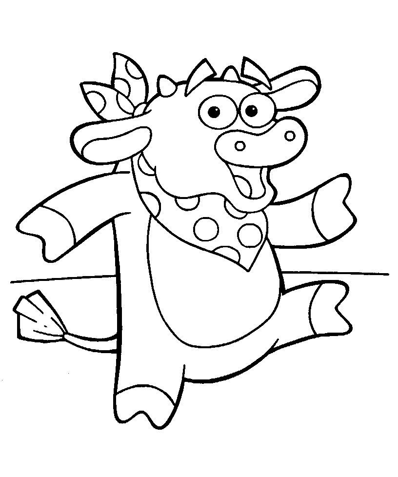 dessin de taureau camarguais