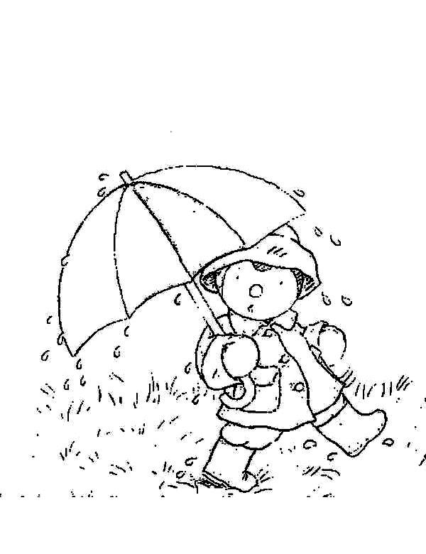 coloriage à dessiner t'choupi dans le jardin