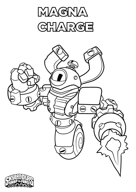 45 dessins de coloriage Team Galaxy à imprimer