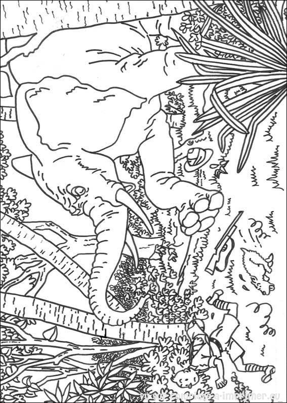 jeux de coloriage � dessiner de tintin et milou