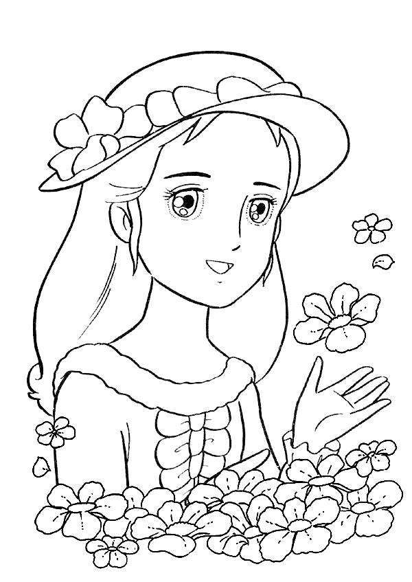 coloriage à dessiner à imprimer tom sawyer
