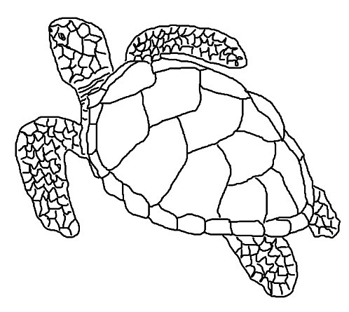 dessin tortue ninja maternelle