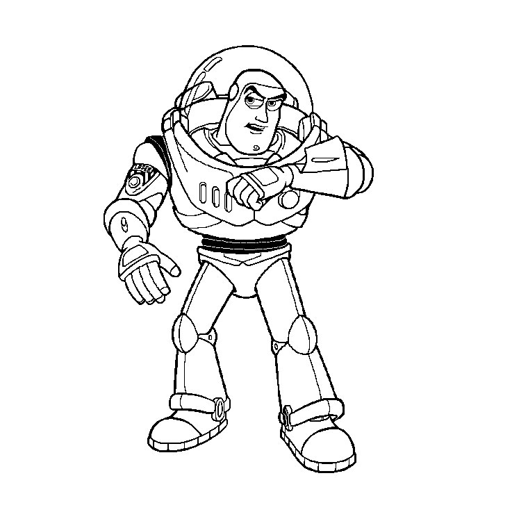 Coloriage A Imprimer Woody Toy Story