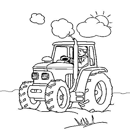 91 dessins de coloriage tracteur tom imprimer imprimer - Tracteur tom avion ...