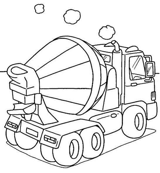 coloriage à dessiner tracteur fendt