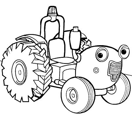 Dessin tracteur moissonneuse batteuse - Coloriage tracteur avec remorque ...