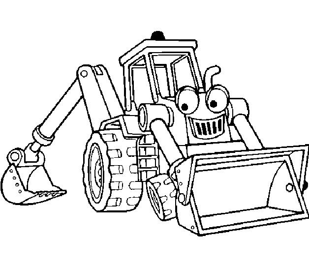 coloriage à dessiner tracteur deutz fahr