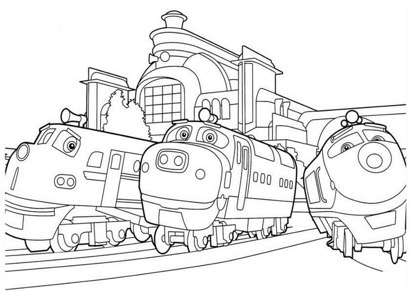 93 dessins de coloriage train lego imprimer - Locomotive dessin ...