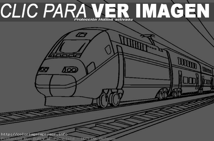 coloriage � dessiner � imprimer train thomas