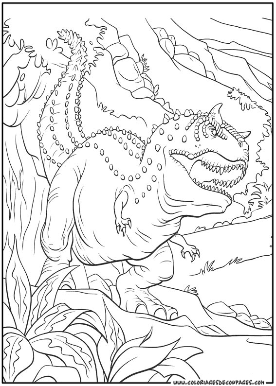 14 dessins de coloriage transformers dinosaure imprimer - Mandala dinosaure ...