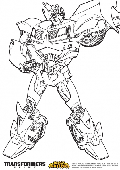 Hound transformers coloring pages printable hound best for Transformers sentinel prime coloring pages