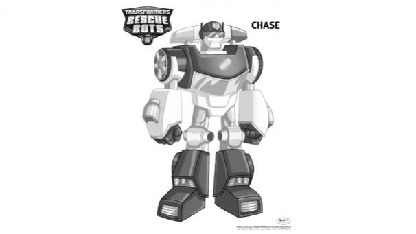 coloriage � dessiner transformer rescue bots