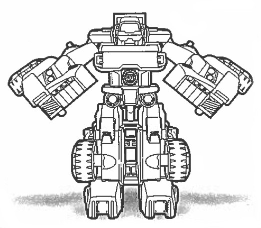 coloriage transformer rescue bots