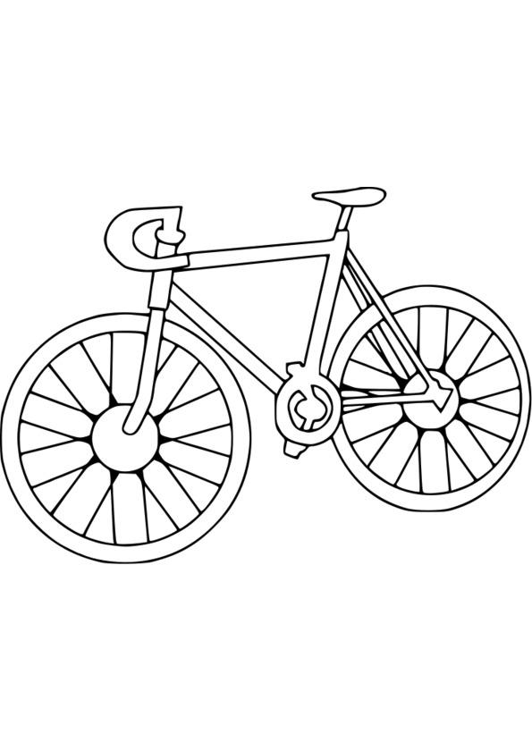 dessin moyen de transport à imprimer