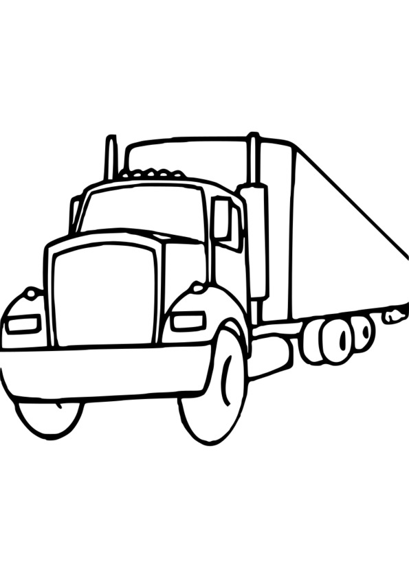 dessin moyen de transport