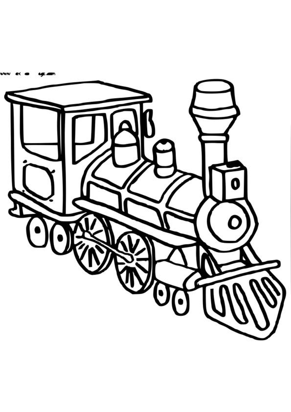 dessin de camion de transport a imprimer