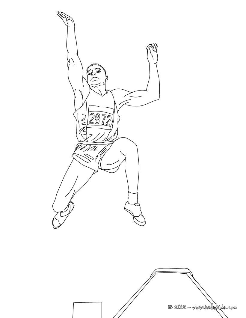dessin � colorier triple h