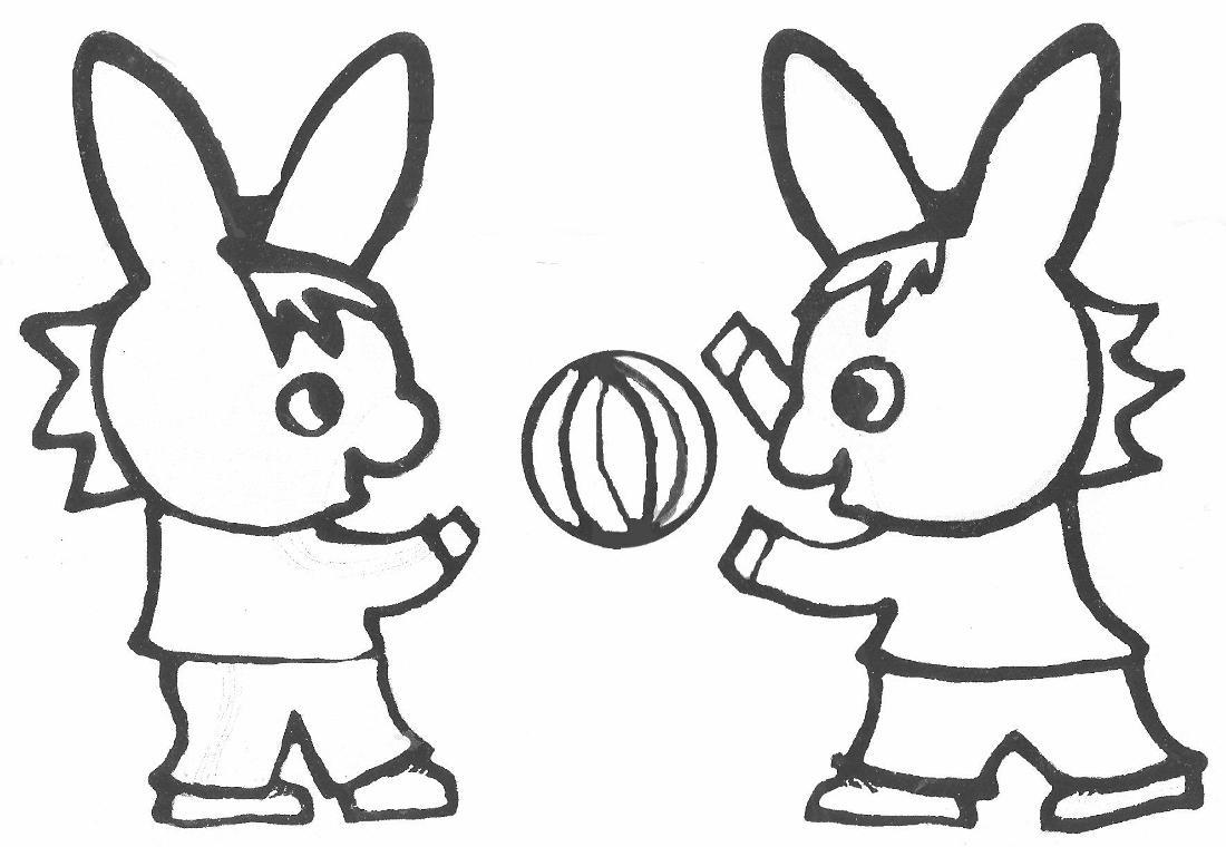Trotro en dessin colorier - Trotro et noel ...