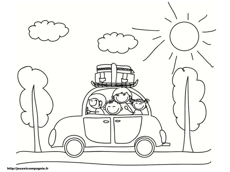 Dessin A Imprimer Vehicule De Chantier