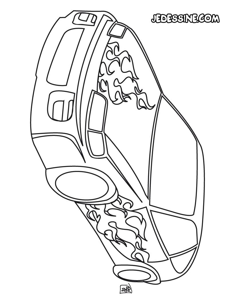 20 dessins de coloriage vehicule en ligne imprimer - Coloriage en ligne adulte ...