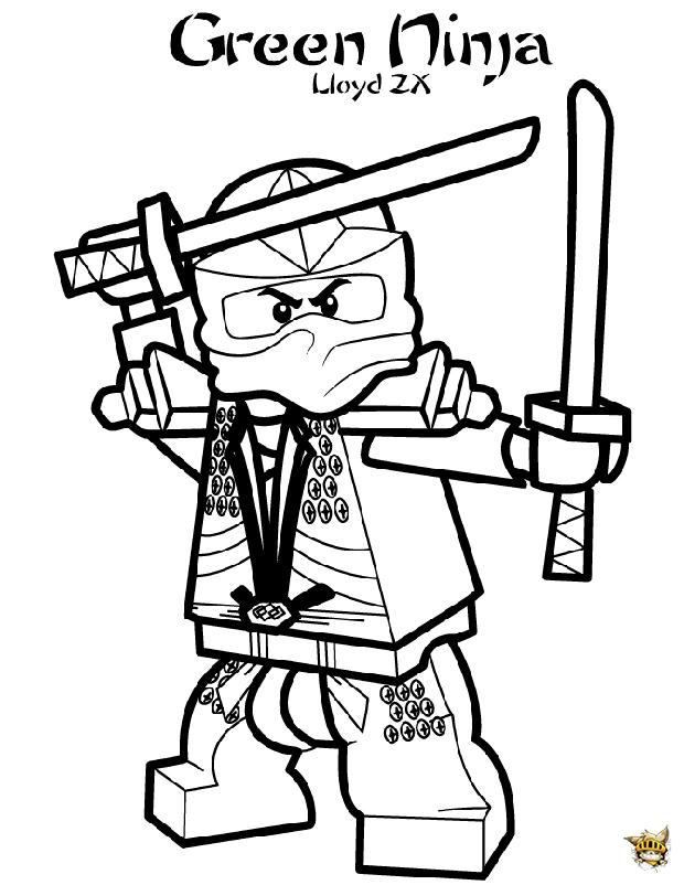 19 dessins de coloriage v hicule ninjago imprimer - Ninjago a imprimer ...