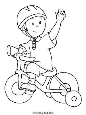 Coloriage dessiner imprimer velo course - Velo a dessiner ...