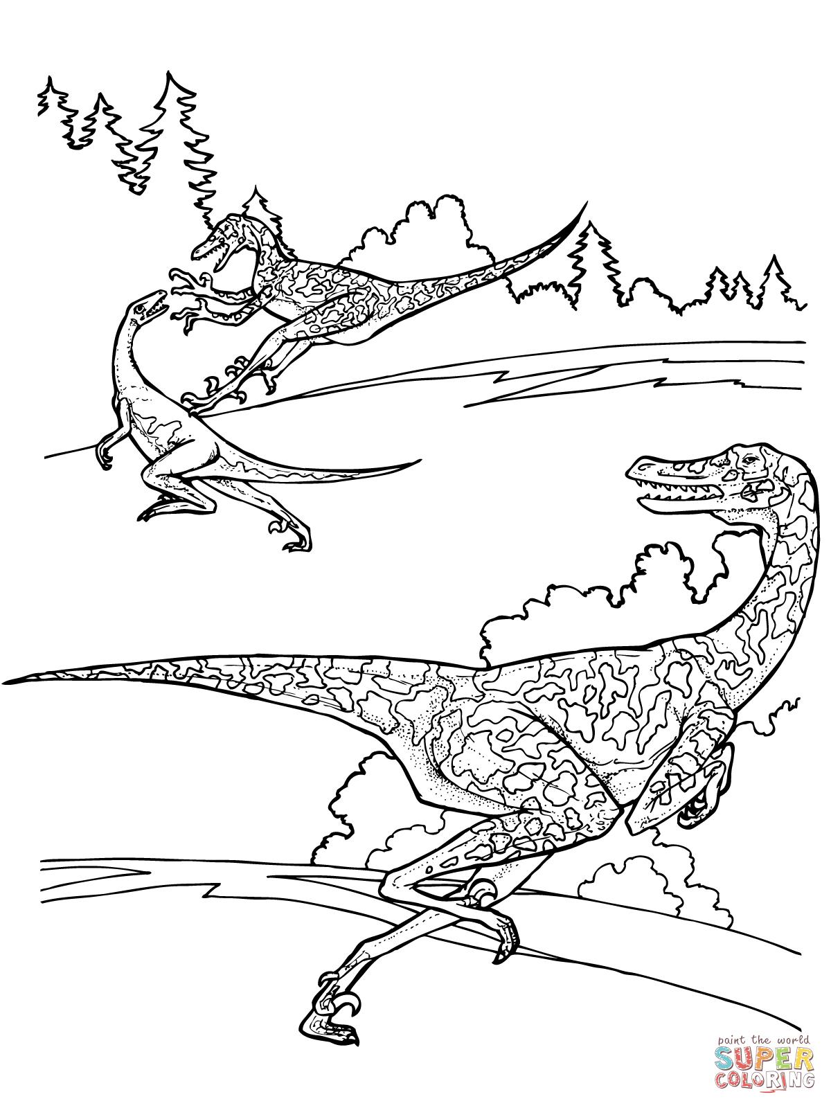 Kleurplaat Jurassic World Indominus Rex 94 Dessins De Coloriage Velociraptor Dinosaure 224 Imprimer