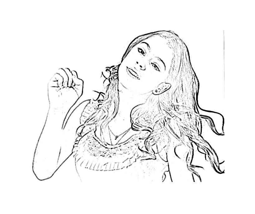 18 dessins de coloriage violetta saison 3 imprimer - Coloriage de violetta en ligne ...