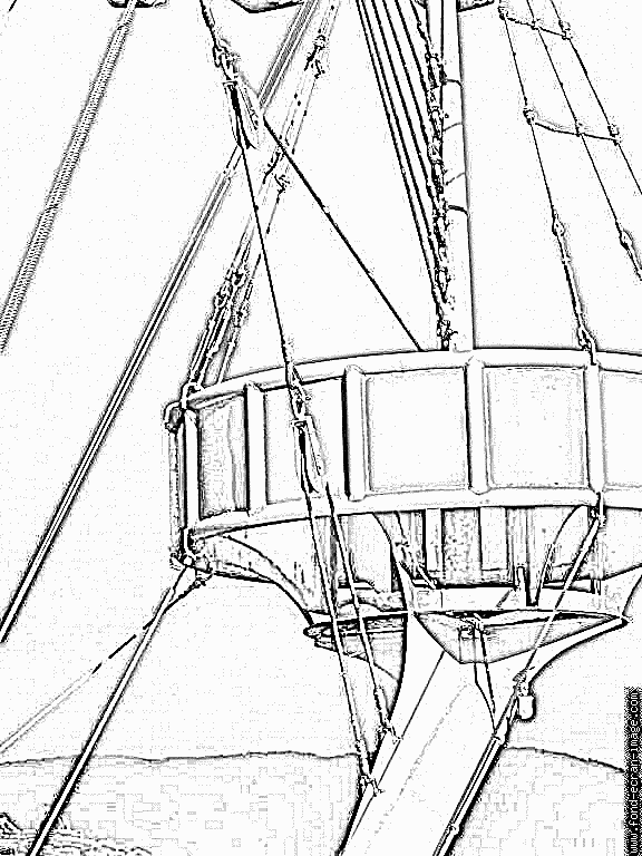 96 dessins de coloriage voilier gratuit imprimer - Coloriage voilier ...