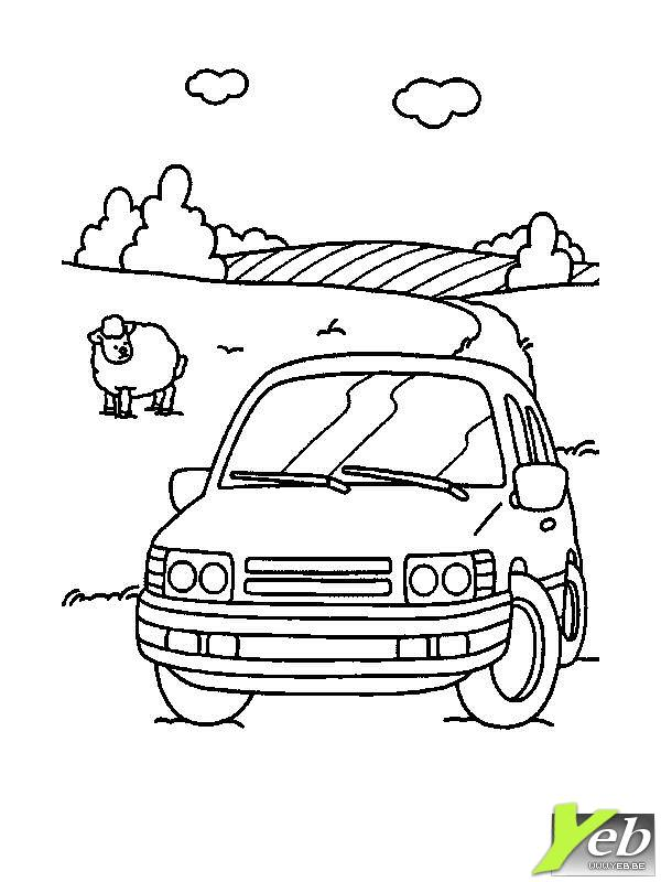 Coloriage voiture tuning flamme - Coloriage flamme ...