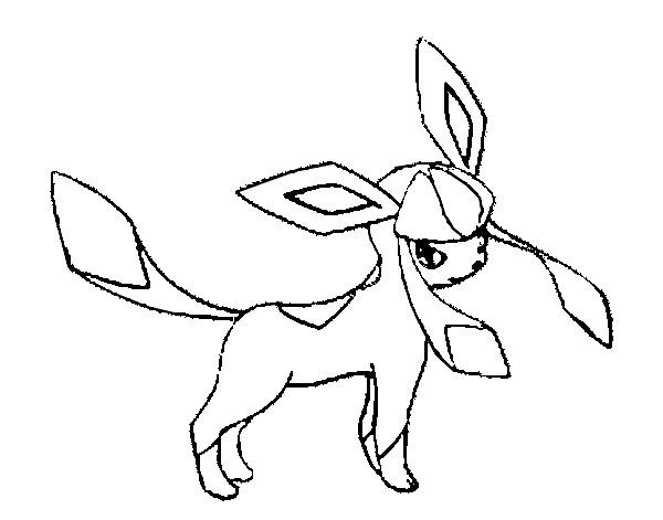 16 dessins de coloriage Voltali Pokemon imprimer