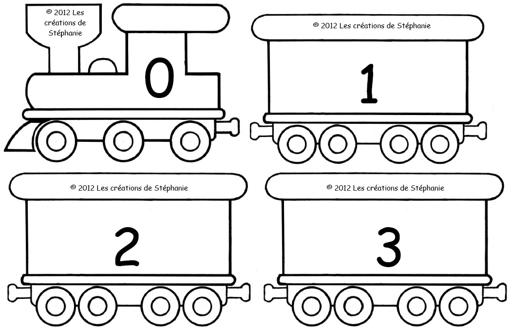 coloriage en ligne wagon