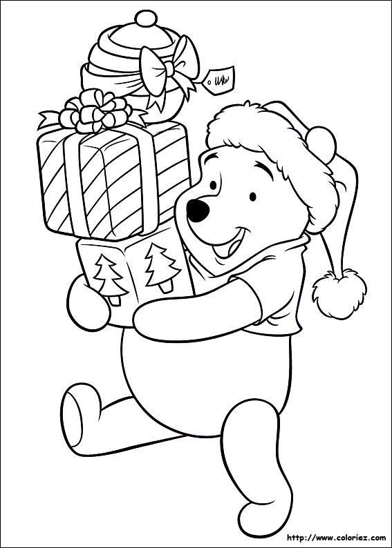 20 dessins de coloriage winnie l ourson imprimer imprimer - Dessin de winnie ...